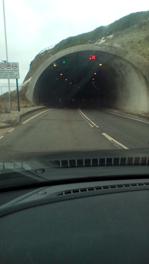 Ramsgate Harbour Approach Road (RHAR) tunnel Copyright 2017 Théroigne S B G Russell